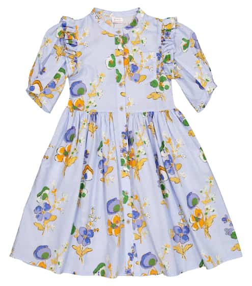 Nicky floral cotton dress by Morley, available on mytheresa.com for $165 Kylie Jenner Top SIMILAR PRODUCT