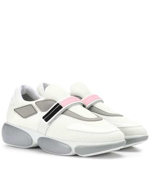 Sneakers for Women On Sale, Talco, Fabric, 2017, 5.5 6 7.5 Prada