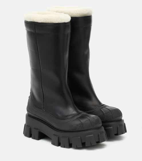 Warm Winter Boots for Women | Designer