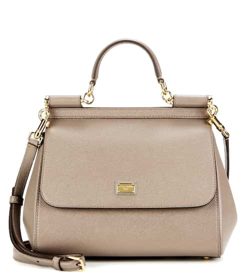 Sicily Medium leather shoulder bag  49bfb2228f8ae