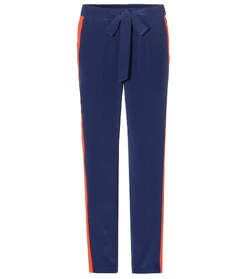 Tory Burch Trackpants Desmond aus Seide