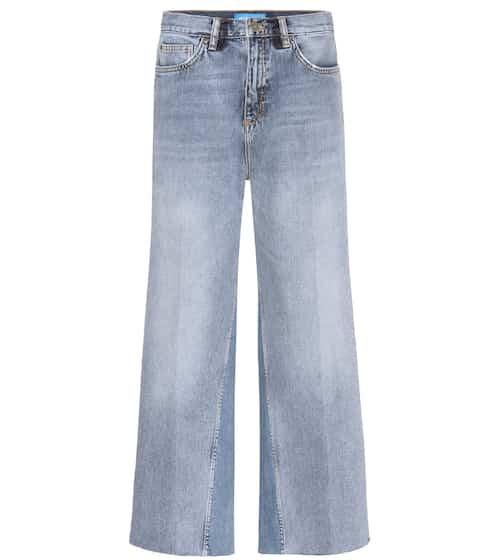 M.i.h Jeans Culottes aus Denim