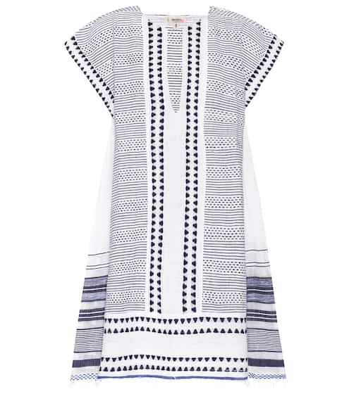 Lemlem Kleid aus Baumwolle