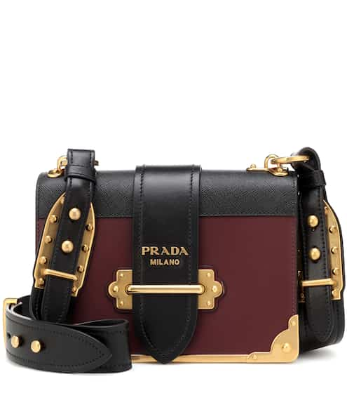 0677f5966281 ireland cahier leather shoulder bag prada. prada e6c5f 7d45a