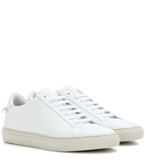 Givenchy Sneakers Urban Knots aus Leder