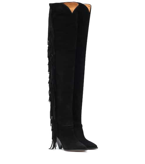 3907b0d6b37 Designer Over-the-knee boots on SALE