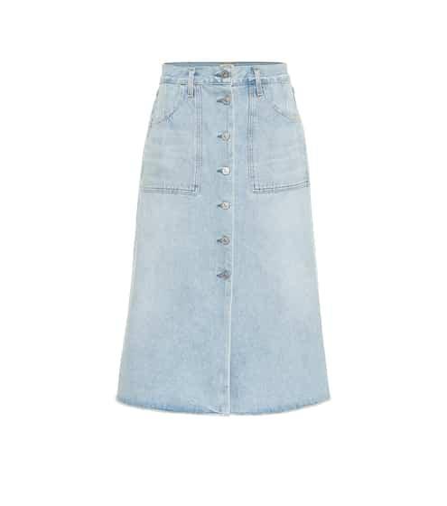 f924a79076 Denim Skirts - Designer Jeans Collections | Mytheresa