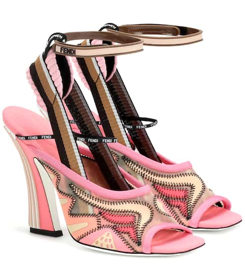 11cabb06b822 Fendi Shoes - Designer Women s Shoes