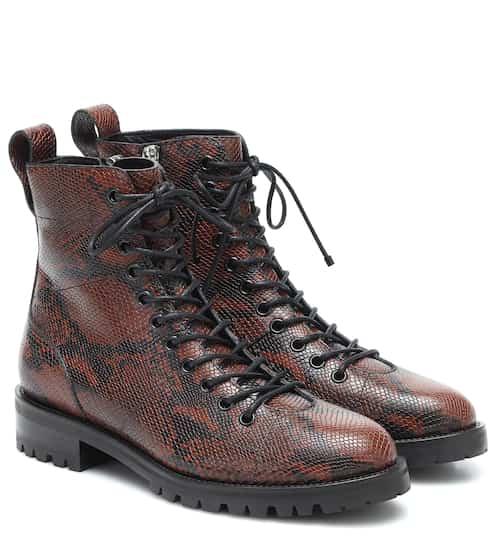designer booties on sale