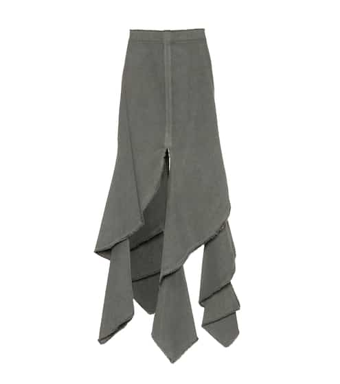 J.W.Anderson Floor-length cotton skirt