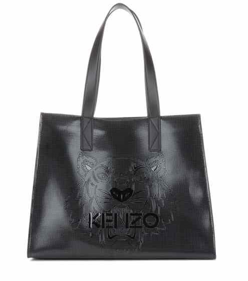 Kenzo Shopper mit Logoprägung