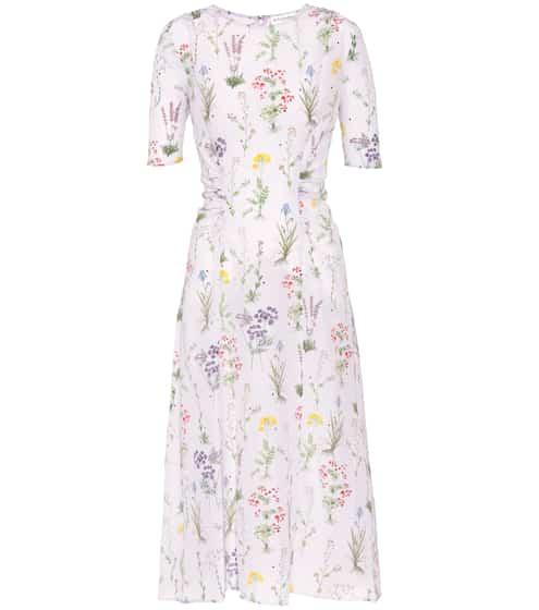Altuzarra Kleid Sylvia aus Seiden-Crêpe