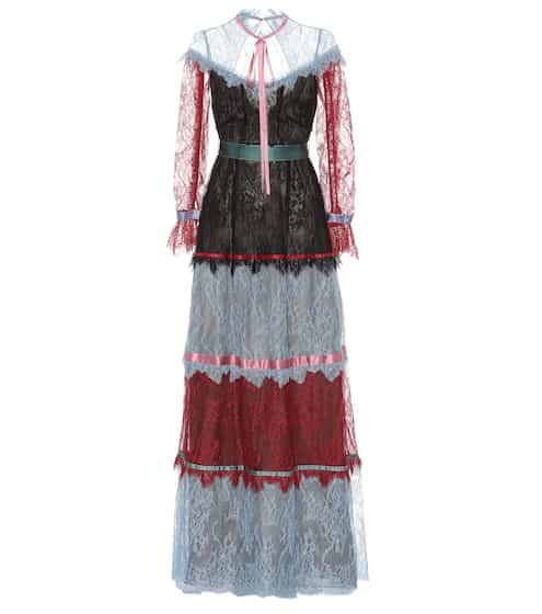 Erdem Kleid Jacqueline aus Spitze