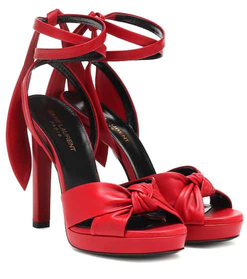 7a2a6e76d32 Saint Laurent - Designer Shoes for Women | Mytheresa