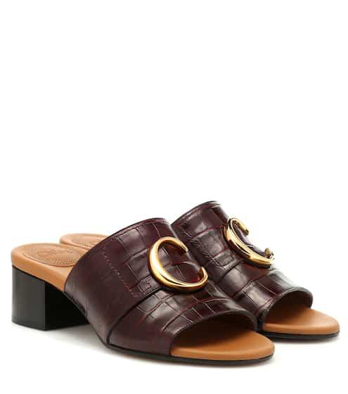 e3a617ba333 Chloé Shoes - New Women's Collection | Mytheresa