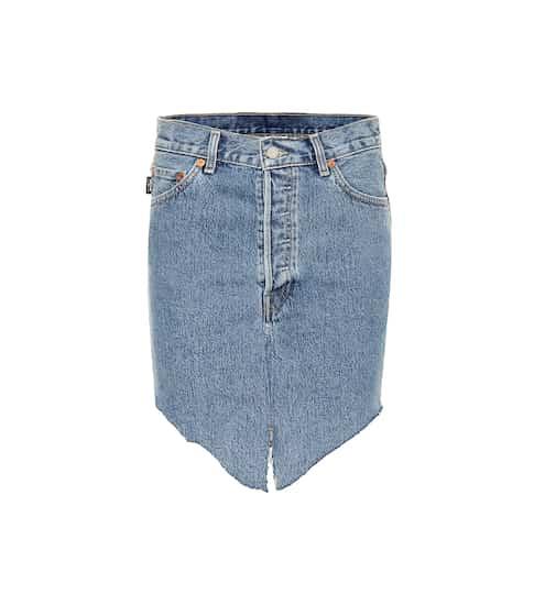 7596ba50c Denim Skirts - Designer Jeans Collections   Mytheresa