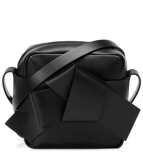 아크네 스튜디오 Acne Studios Musubi Camera leather crossbody bag