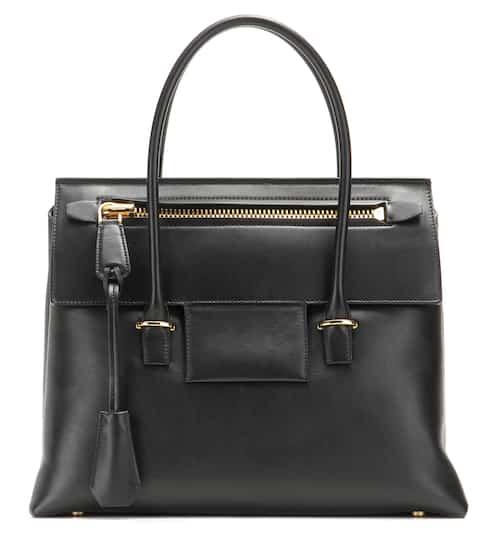 Tom Ford Handtasche Icon Medium aus Leder