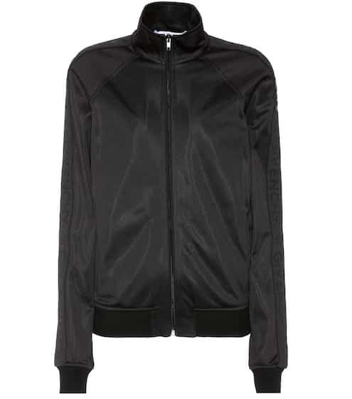 Givenchy Jacke mit Logobesatz