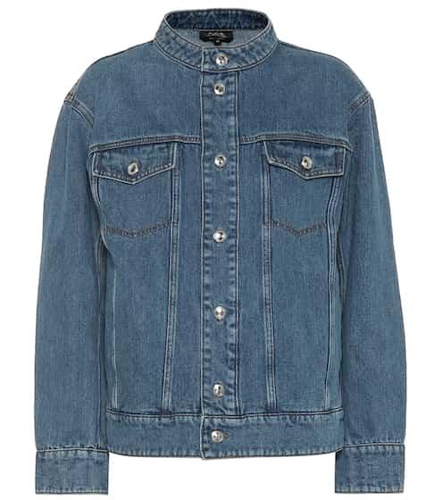 아페쎄 데님 자켓 A.P.C. Bailey denim jacket