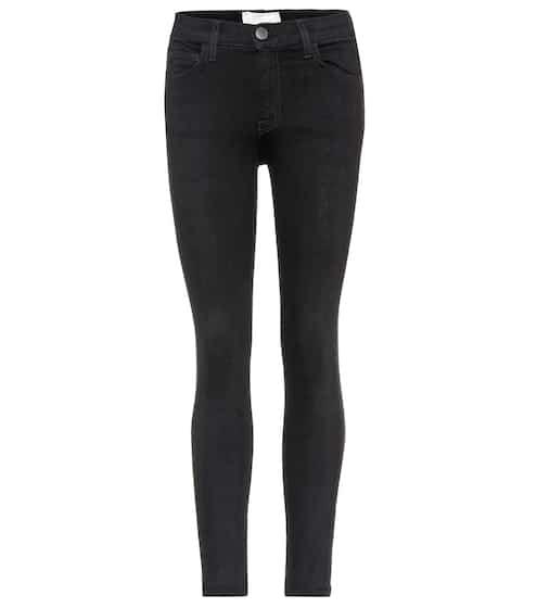 Current/Elliott Skinny Jeans The High Waist Stiletto