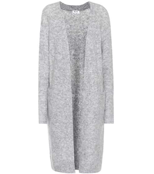 Raya wool and mohair-blend cardigan Acne Studios Online Cheap Online pgCJ1OUh