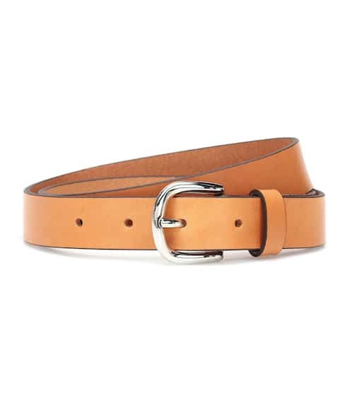 이자벨 마랑 가죽 벨트 Isabel Marant Zap leather belt