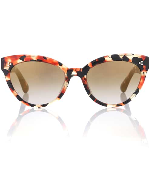 Oliver Peoples Cat-Eye Sonnenbrille Roella