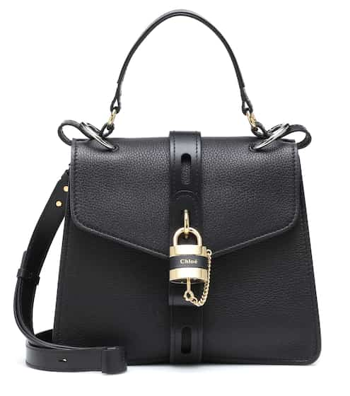 290774634 Aby Medium leather shoulder bag | Chloé. Chloé