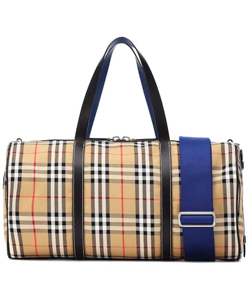버버리 Burberry Vintage Check travel bag
