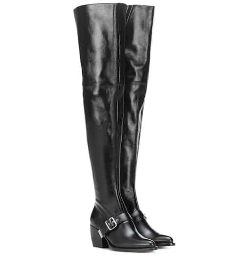 3309c41cd6 Designer Over-the-knee boots on SALE | Women's Shoes at Mytheresa
