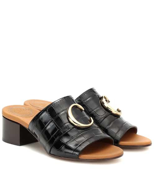 cc733ec4a6fb35 Chloé Shoes - New Women s Collection