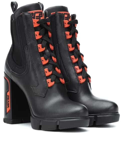PRADA Schuhe für Damen online shoppen   Mytheresa 3b26d15afa