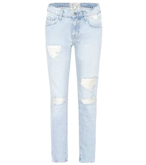 Current/Elliott Ripped Jeans The Fling