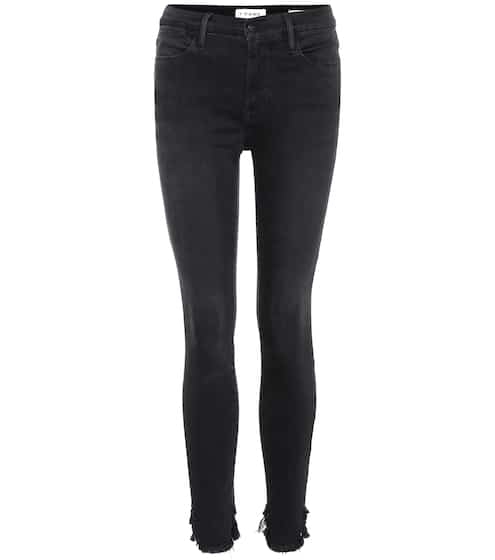 Frame Skinny Jeans Le High