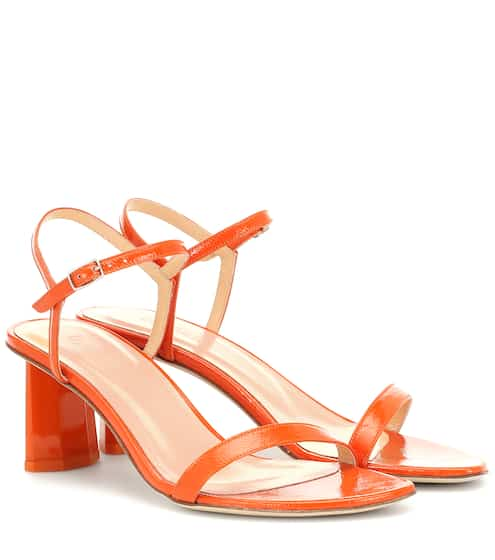 df5adcbfb77 Exclusive to Mytheresa – Magnolia patent leather sandals