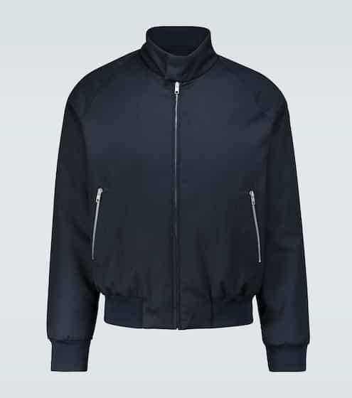 메종 마르지엘라 Maison Margiela Padded bomber jacket