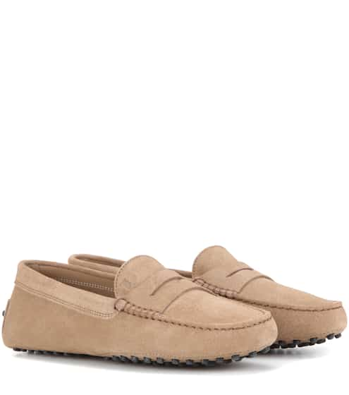 9f1a5fce748 Gommino suede loafers