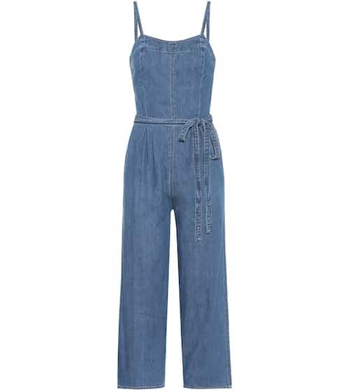 AG Jeans Jumpsuit aus Denim