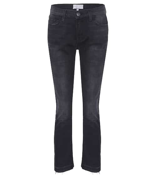 Current/Elliott Jeans The Cropped Straight