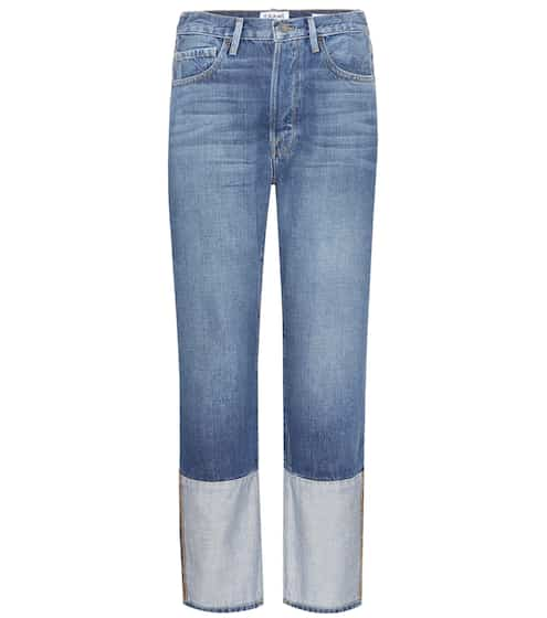 Frame High-Waist Jeans Le Original