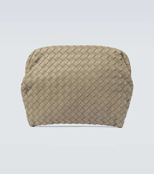 보테가 베네타 Bottega Veneta Leather Intrecciato document case