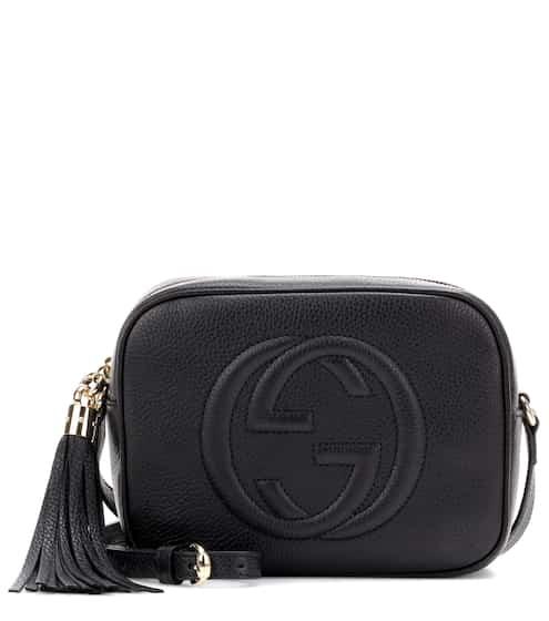 f8584c5c5 Gucci Gg Marmont Mini Matelasse Leather Crossbody Bag