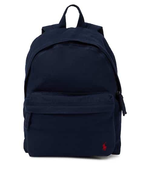 폴로 랄프로렌 키즈 백팩 Polo Ralph Lauren Kids Canvas backpack
