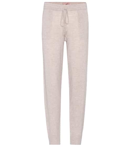 81hours Trackpants Hive aus Wolle und Cashmere