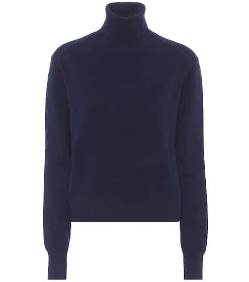 끌로에 Chloe Cashmere-blend turtleneck sweater