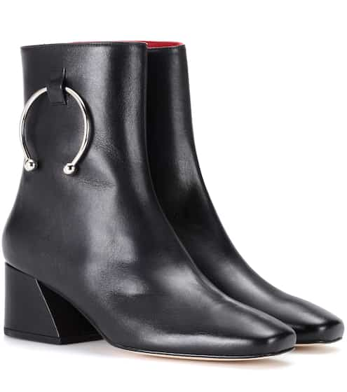 Women's Designer Ankle Boots | Shop now at mytheresa.com