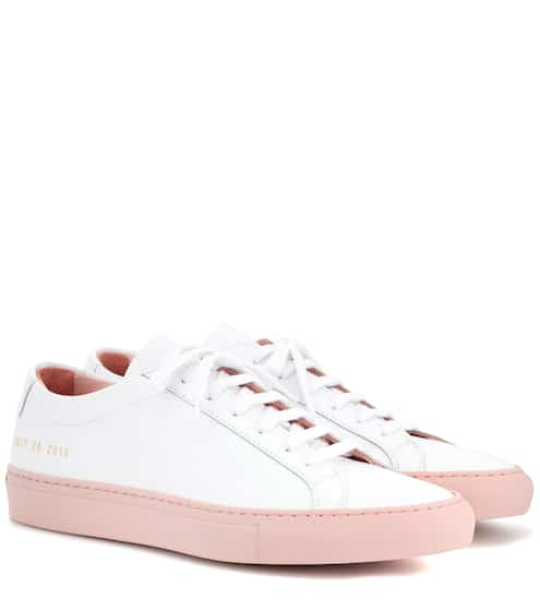Common Projects Sneakers Achilles aus Leder
