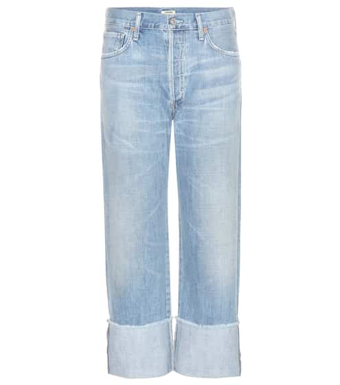 Citizens of Humanity Cropped Jeans Parker