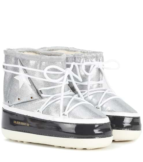 Golden Goose Deluxe Brand Exklusiv bei mytheresa.com – Winter-Boots North Star